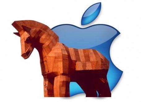 Virüs korkusu artık Apple için'de geçerli (Flashback virüsü korkusu)